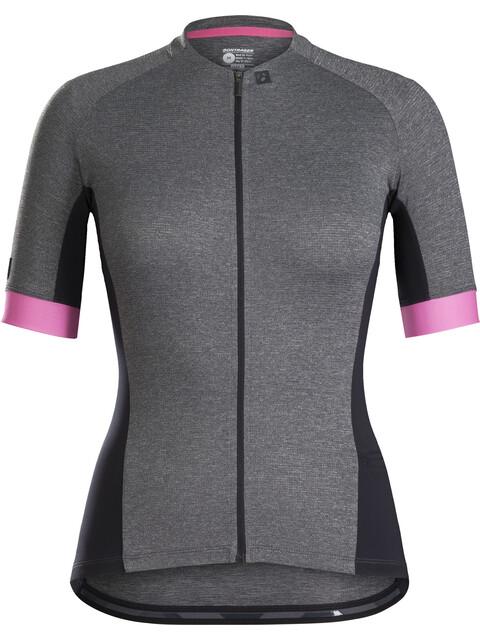 Bontrager Anara Jersey Women black/vice pink